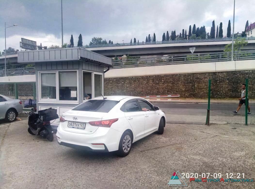 Где заказать оборудование для парковок в Сочи?